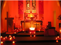 Pentecost Prayer Night at St Michael's - in the spirit of Taize