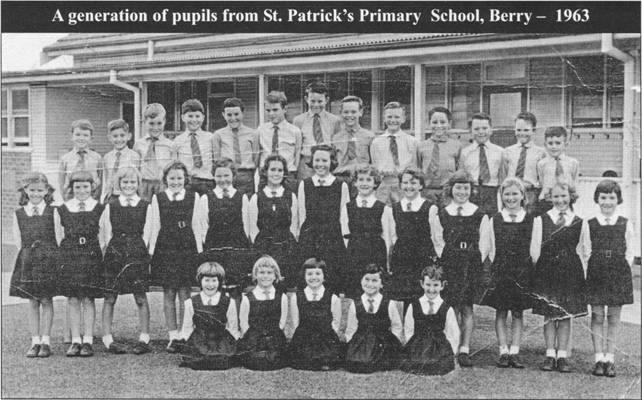 A generation of pupils - Berry, 1963